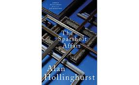 Day Four Alan Hollinghurst 1