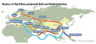 Adel Writers 2019 Bruno belt and road